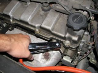 cabo-preto-no-motor